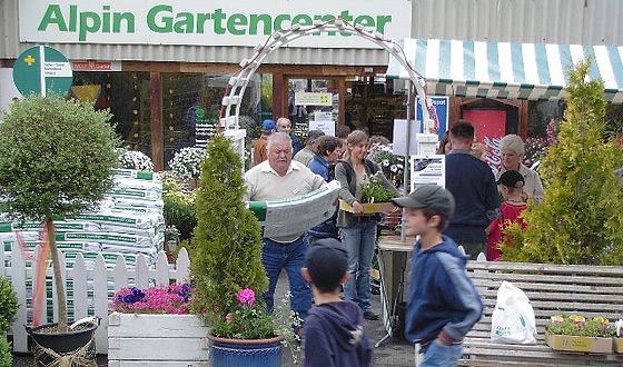 Gartencenter Filisur.